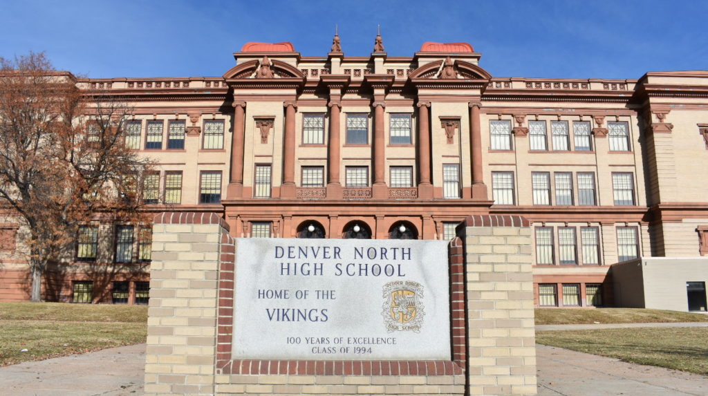 Denver North High School image